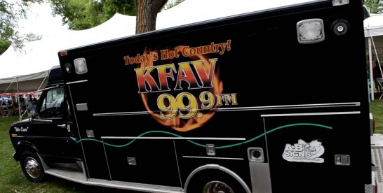 KFAV Live at the Town and Country Fair in WashMo