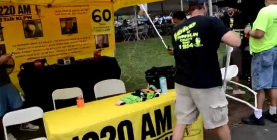 KLPW 2014 Town and Country Fair Broadcasts