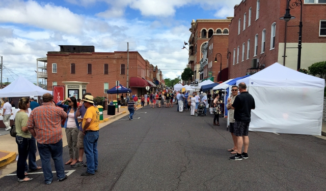 WashMo Art and Winefest