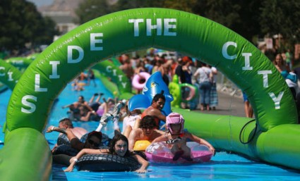 Slide The City – O'Fallon