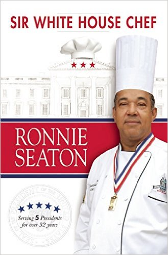 Former White House Chef Tells All, Or Does He?