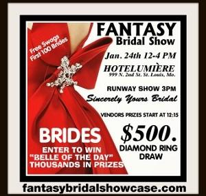 Fantasy Bridal Show