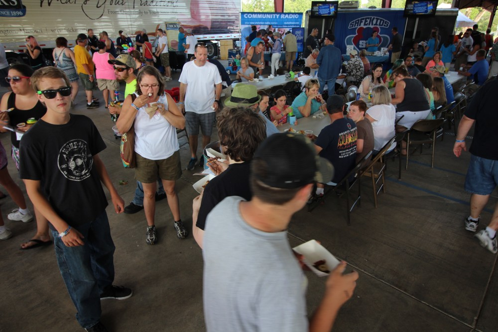 WashMo Bacon Fest a Huge Success