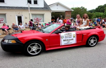 2016 Town and Country Fair Parade