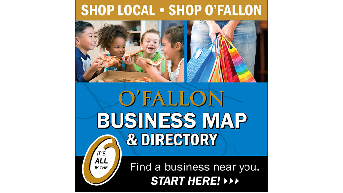 O'Fallon Kicks Off Shop Local Shop O'Fallon Campaign