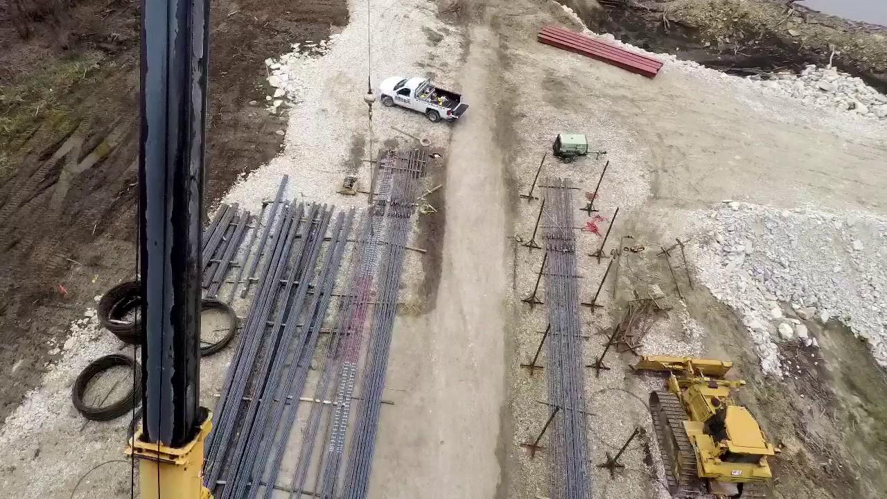WashMo Bridge Progress