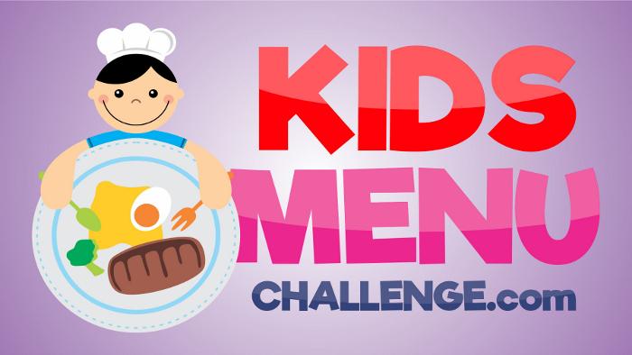 Kids Menu Challenge