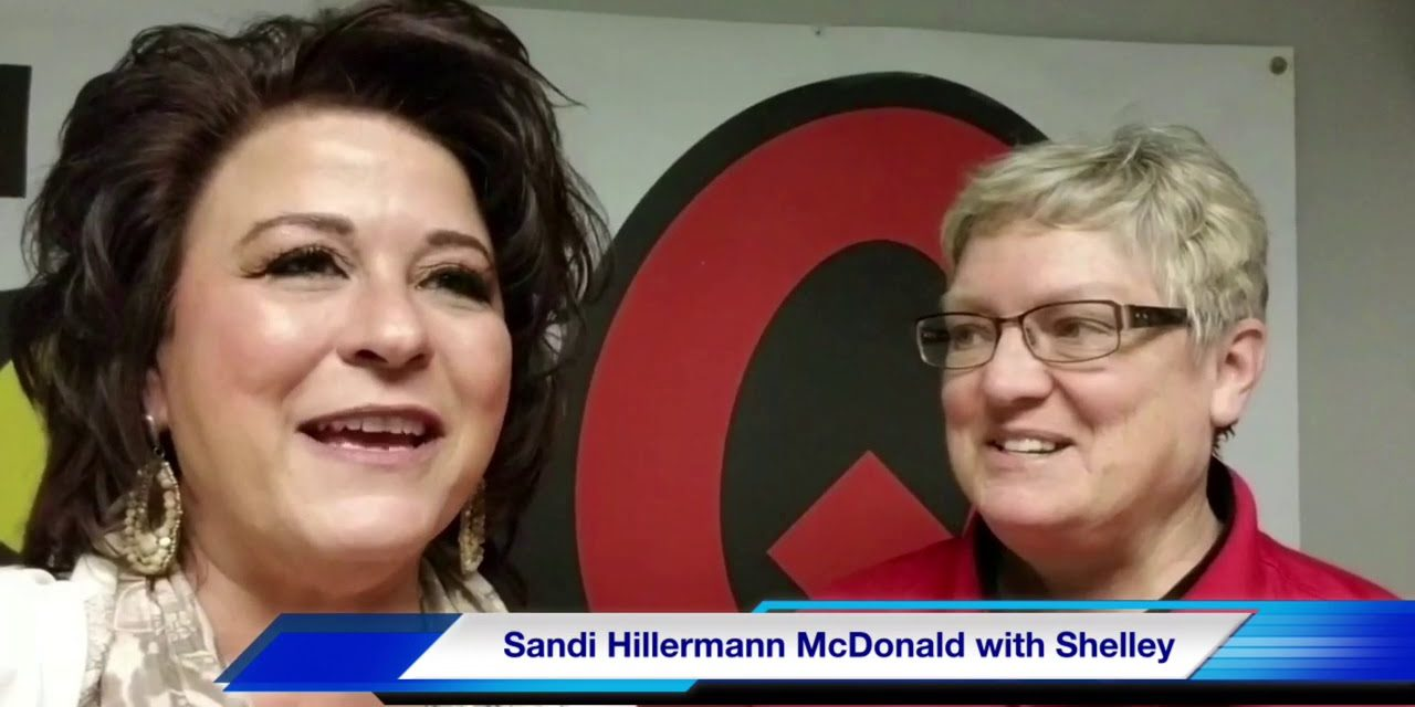 Sandi Hillermann Talks with Shelley Barr