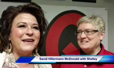 Sandi Hillermann Talks with Shelley Barr