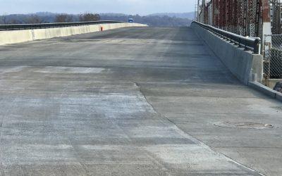 The New WashMo Bridge is Almost Complete
